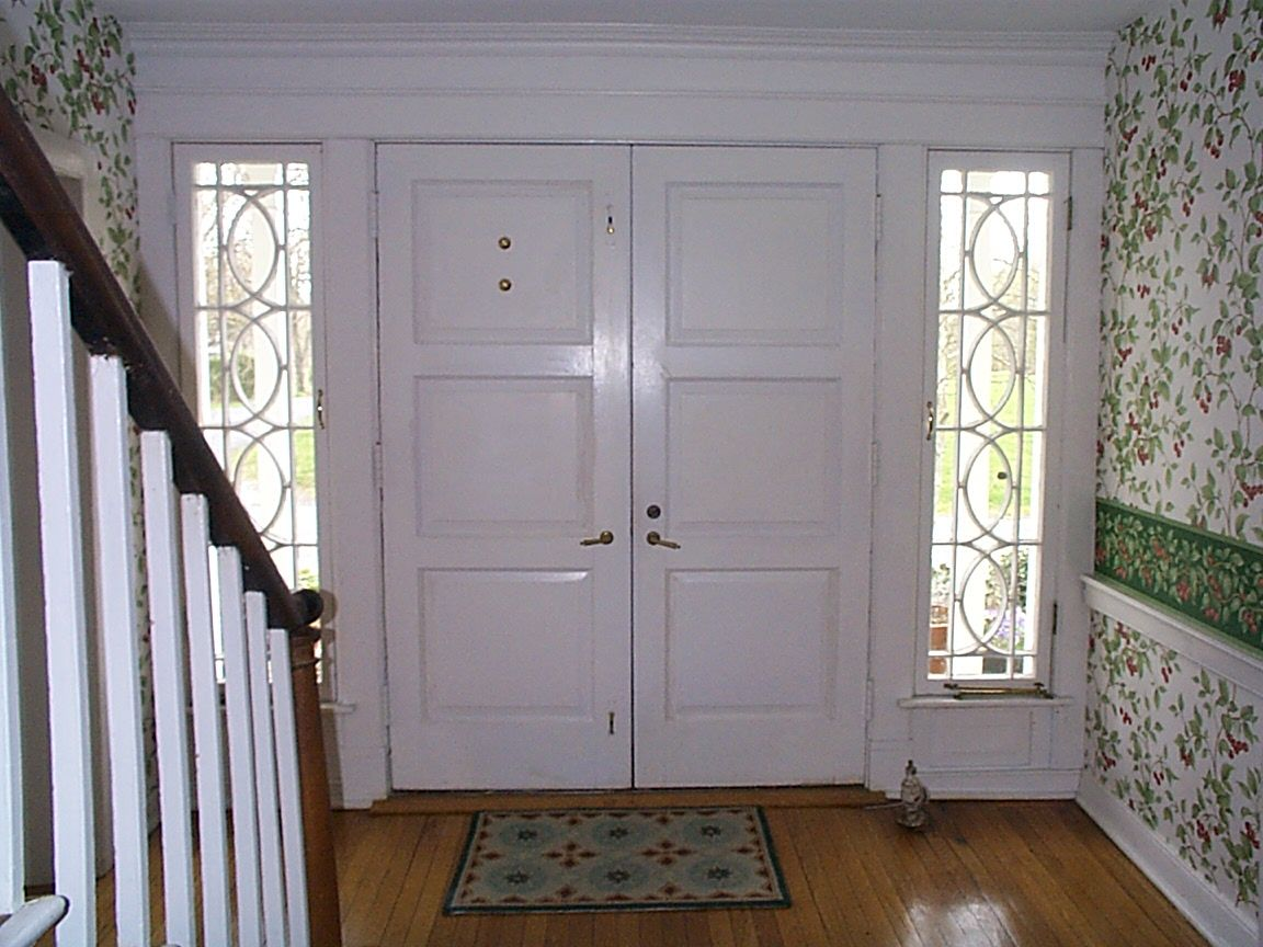 Exterior front doors double - Double Front Doors For Homes Double Front Doors For Homes