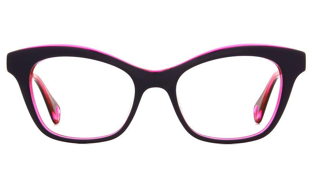 Betsey Johnson Purr-fect-pair Eyeglasses at Glasses.com | Free ...