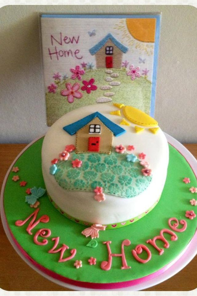 New Home Cake With Images New Birthday Cake Birthday Cake