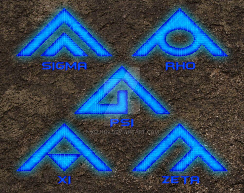 Horizon Zero Dawn :Cauldron Symbols: by Xelku9 on DeviantArt