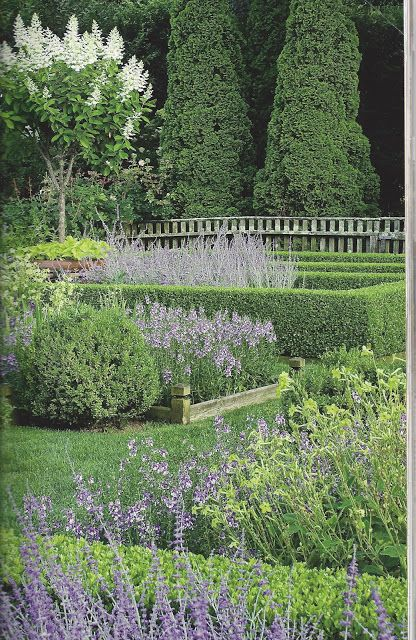 Ina Garten's Garden...