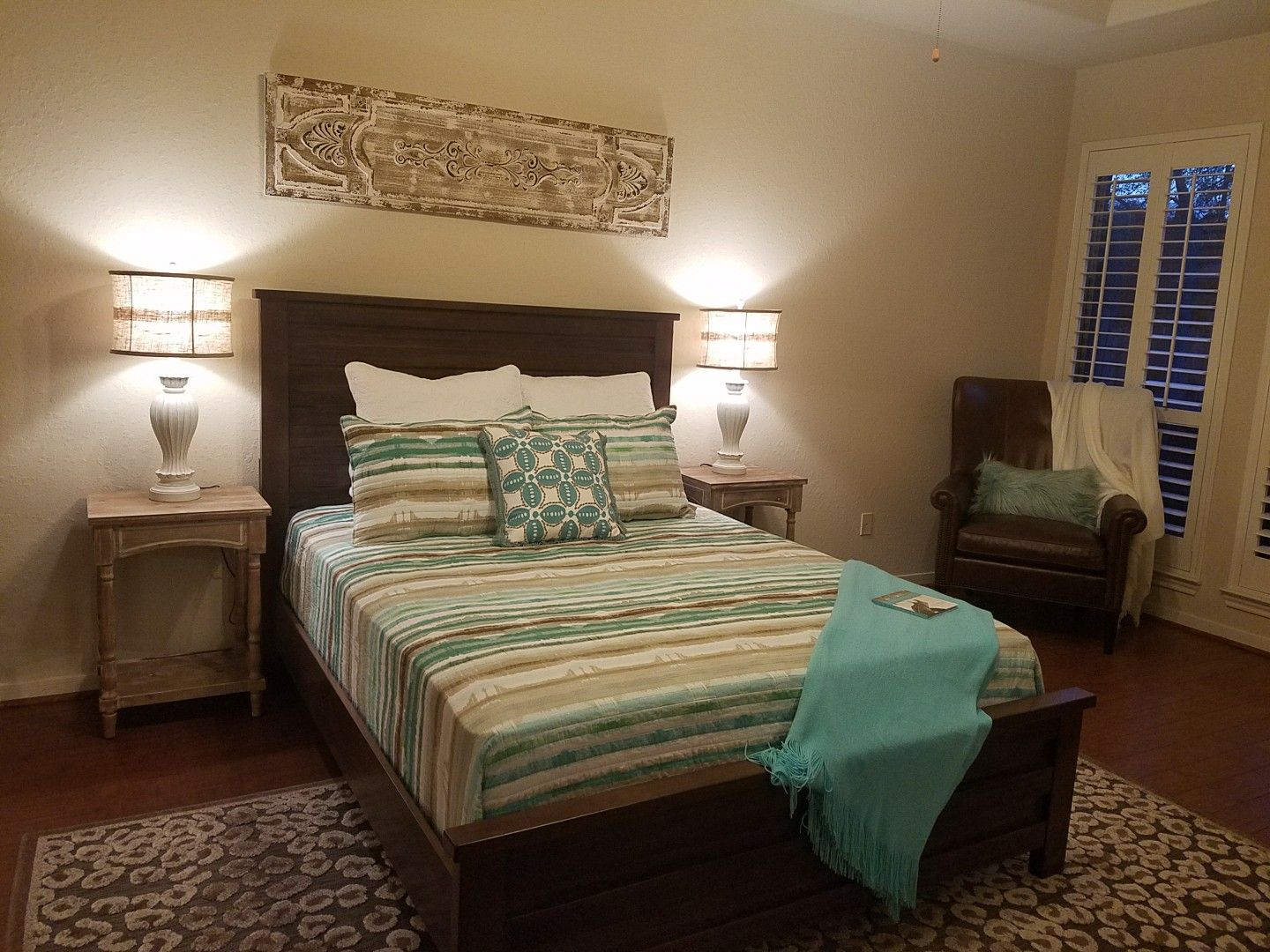 Farmhouse Style Simple Solutions Home Staging Dream room
