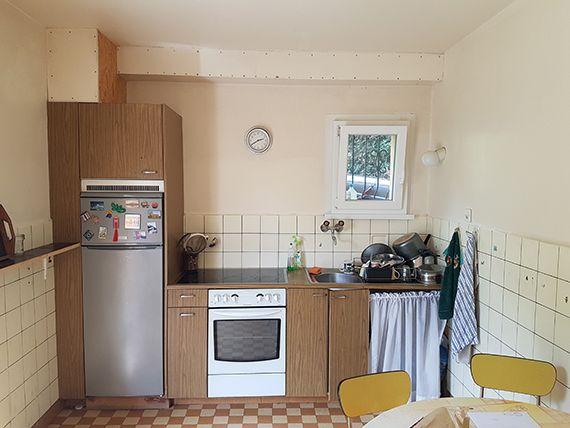 Design Kleine Keuken : Before & after: kleine keuken kitchens pinterest design
