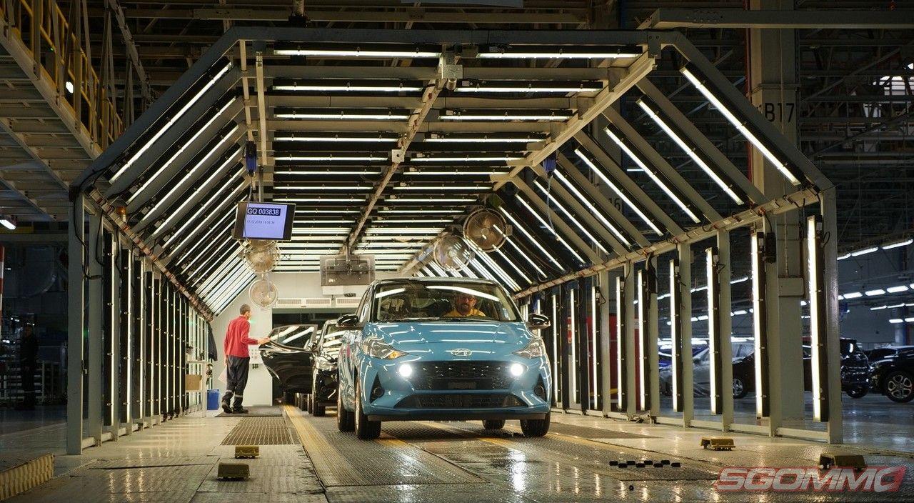 Hyundai I10 2020 Nuova Prezzo Inizia La Produzione Europea