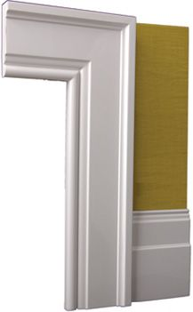 Nice Classic Architraves   French Architectural And Decorative Mouldings, French  Wall Skirting Boards, French Architraves