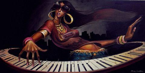 Diva N Keys- Frank Morrison