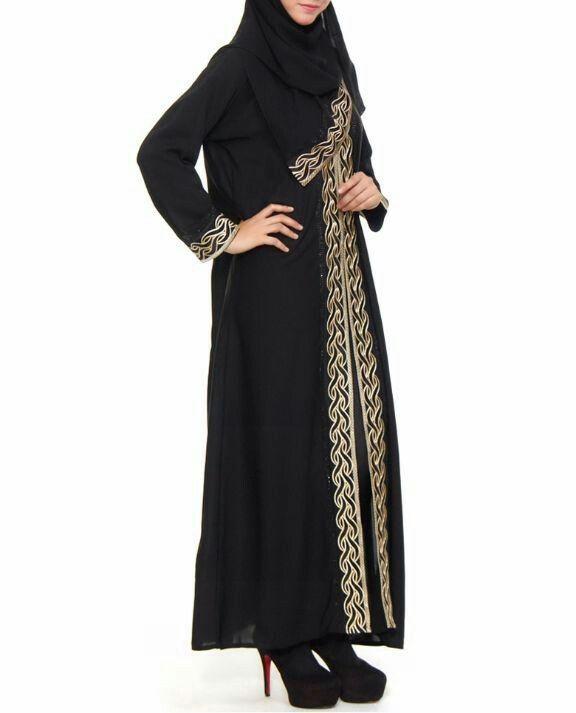 Jubah arabian style dress