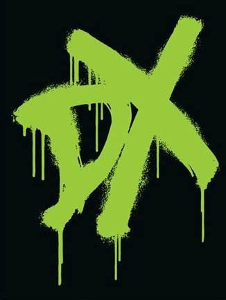 Dx Original Wwe Poster Wwe Logo Wwe Dx Wwe