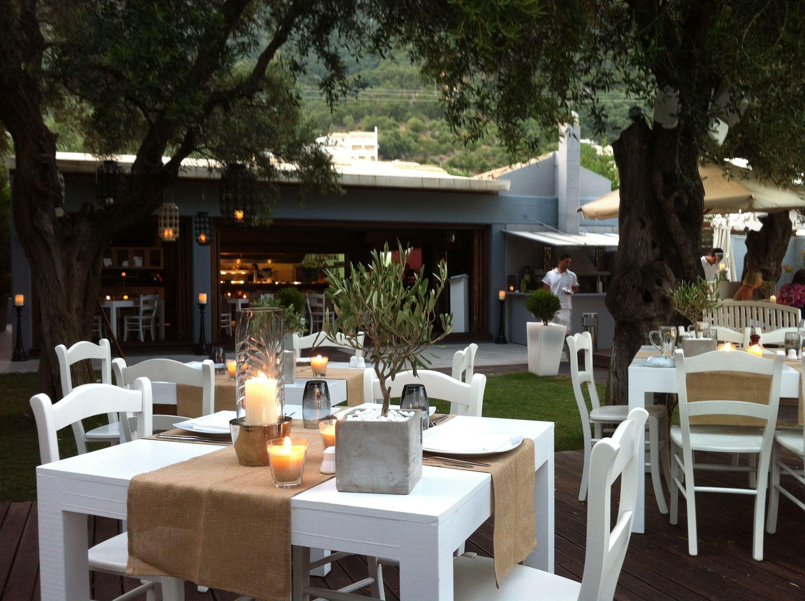 Piedra Del Mar Is A Beautiful Beach Restaurant In Barbati Corfu
