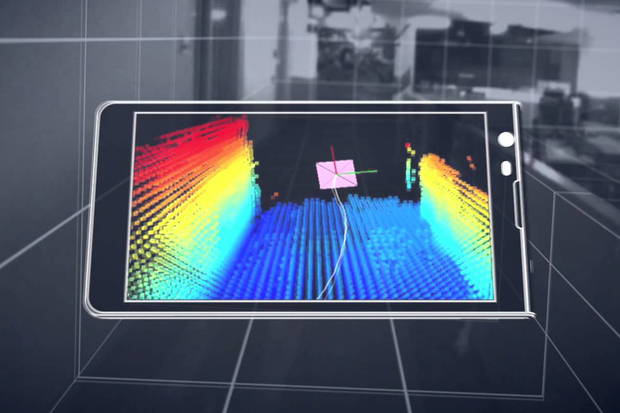 How Google's Project Tango will change your life Project