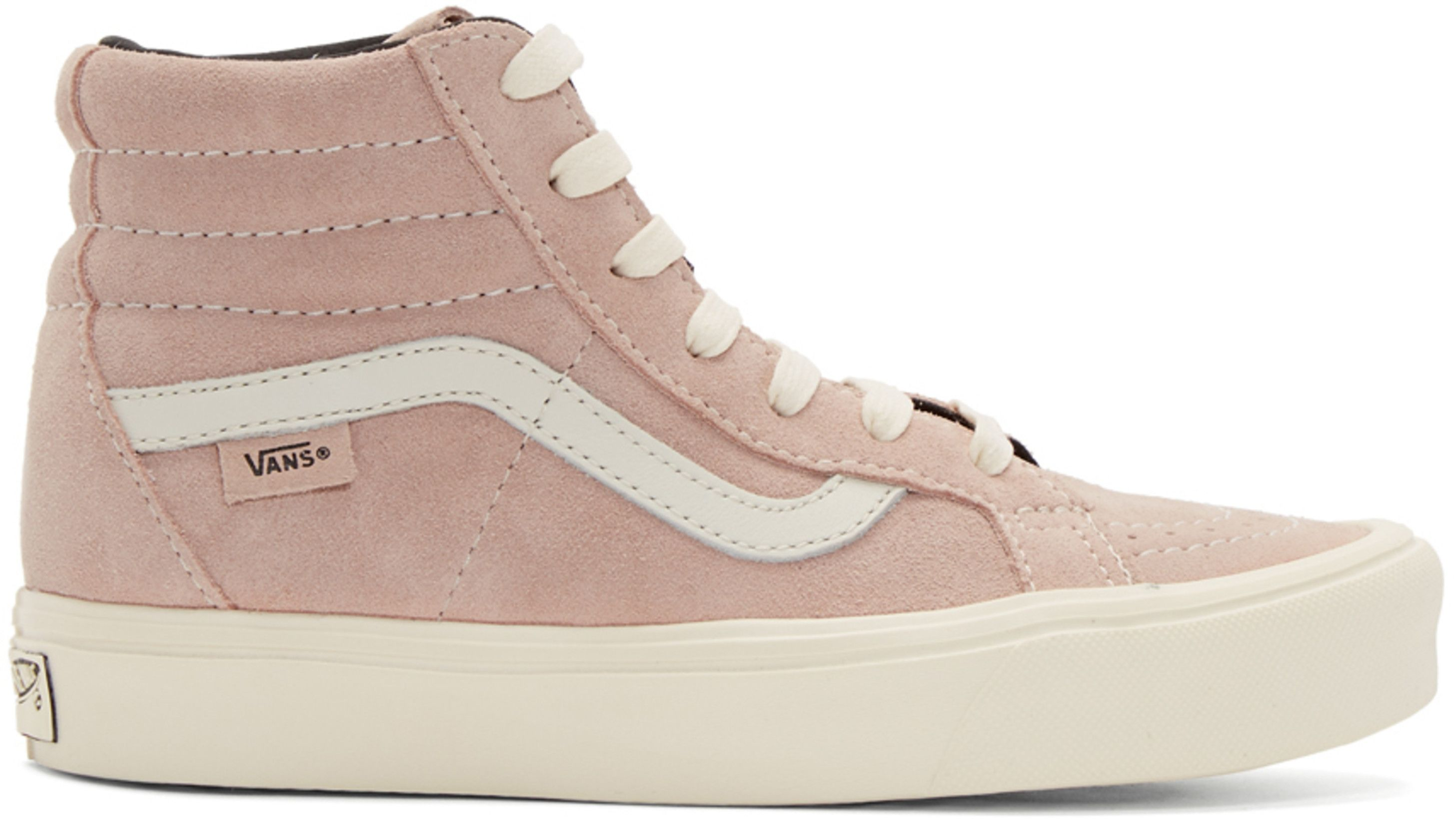 4d46f9f32d Vans - Pink SK8-Hi Reissue Lite LX High-Top Sneakers