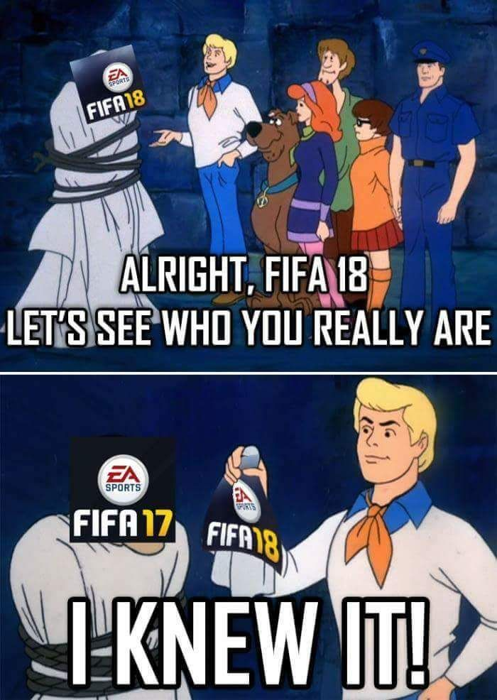 Not Sure What The Bigger Joke Is This Meme Or Ea Sports Big
