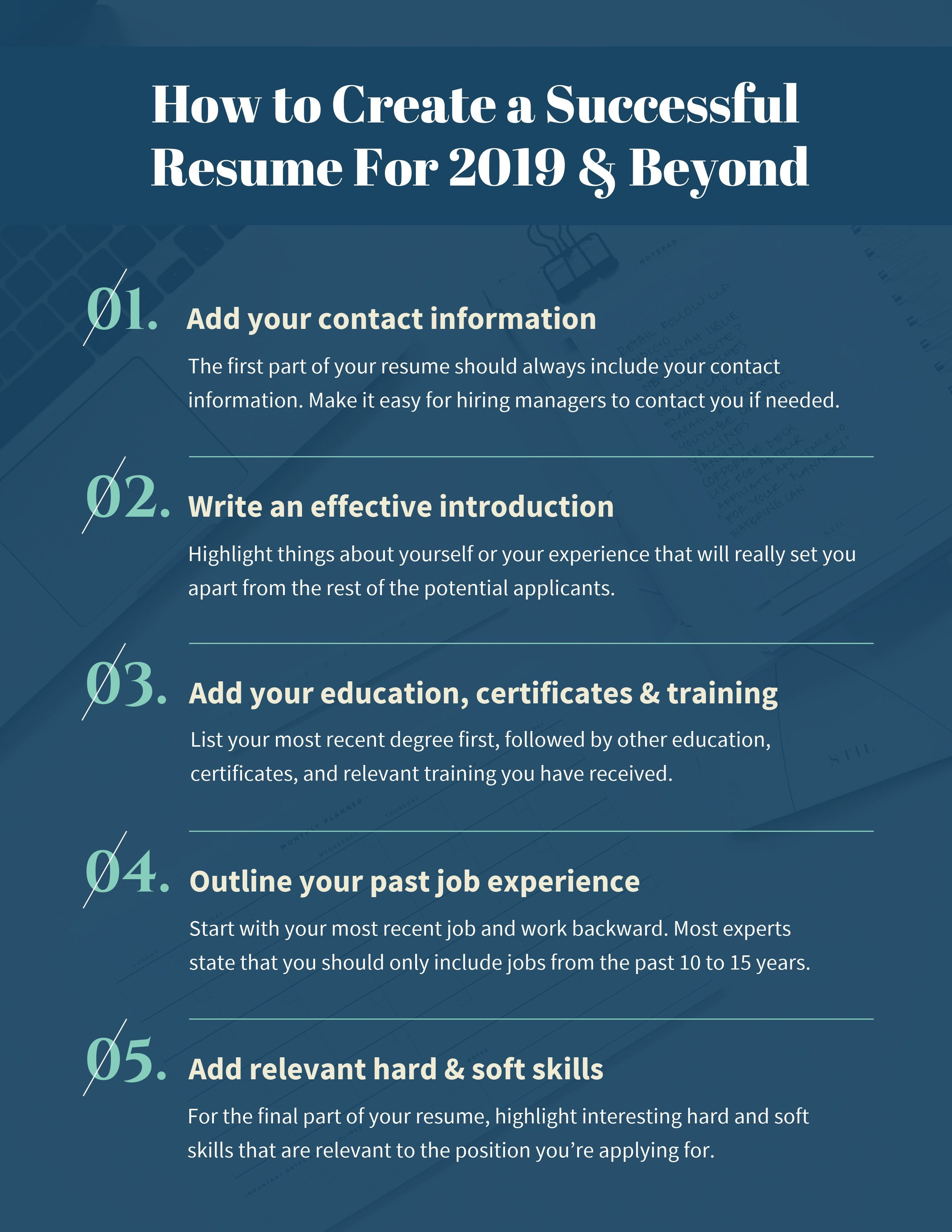 20 Expert Resume Design Ideas From A Hiring Manager Resume