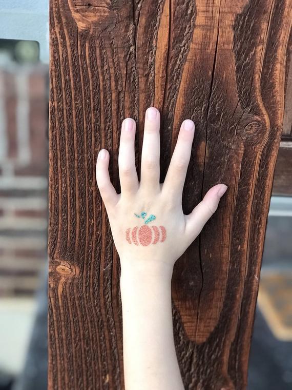 Henna Tattoo Kits For Kids: Temporary Tattoo Kit, Halloween, Glitter, Kid Tattoo
