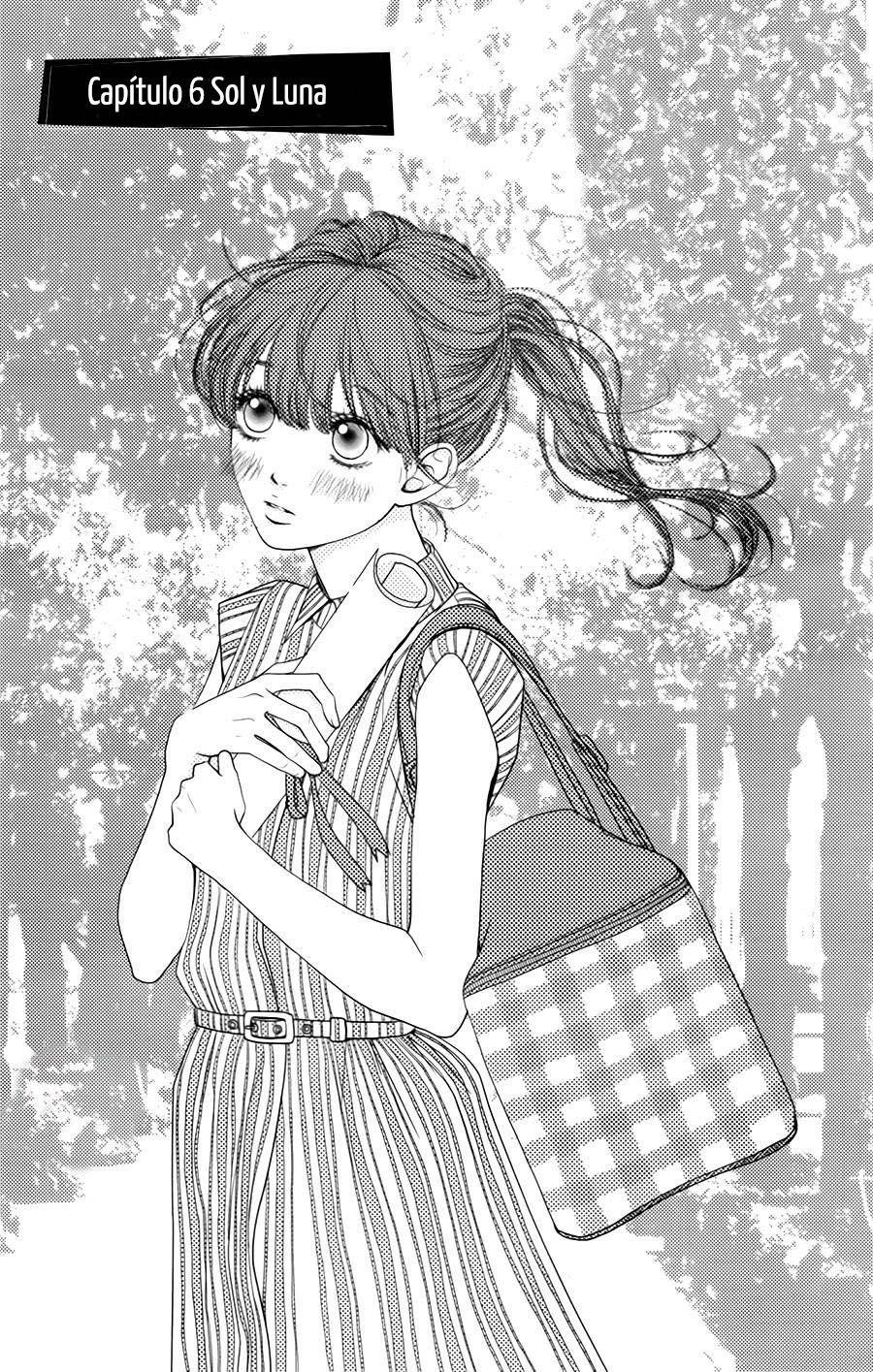 Kuchibiru ni Kimi no iro Capítulo 6 página 6 - Leer Manga en Español gratis en NineManga.com