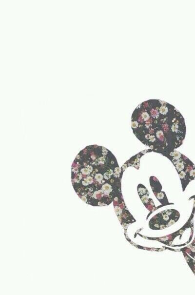 Hipster Mickey Mouse