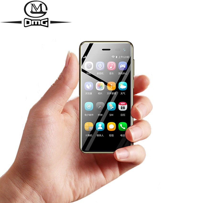3.5 inch touch small mini mobile cell phone 4G smartphone