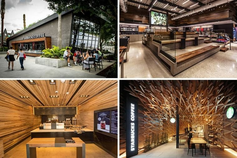 Starbucks café : design intérieur et café pour les stars | Starbucks