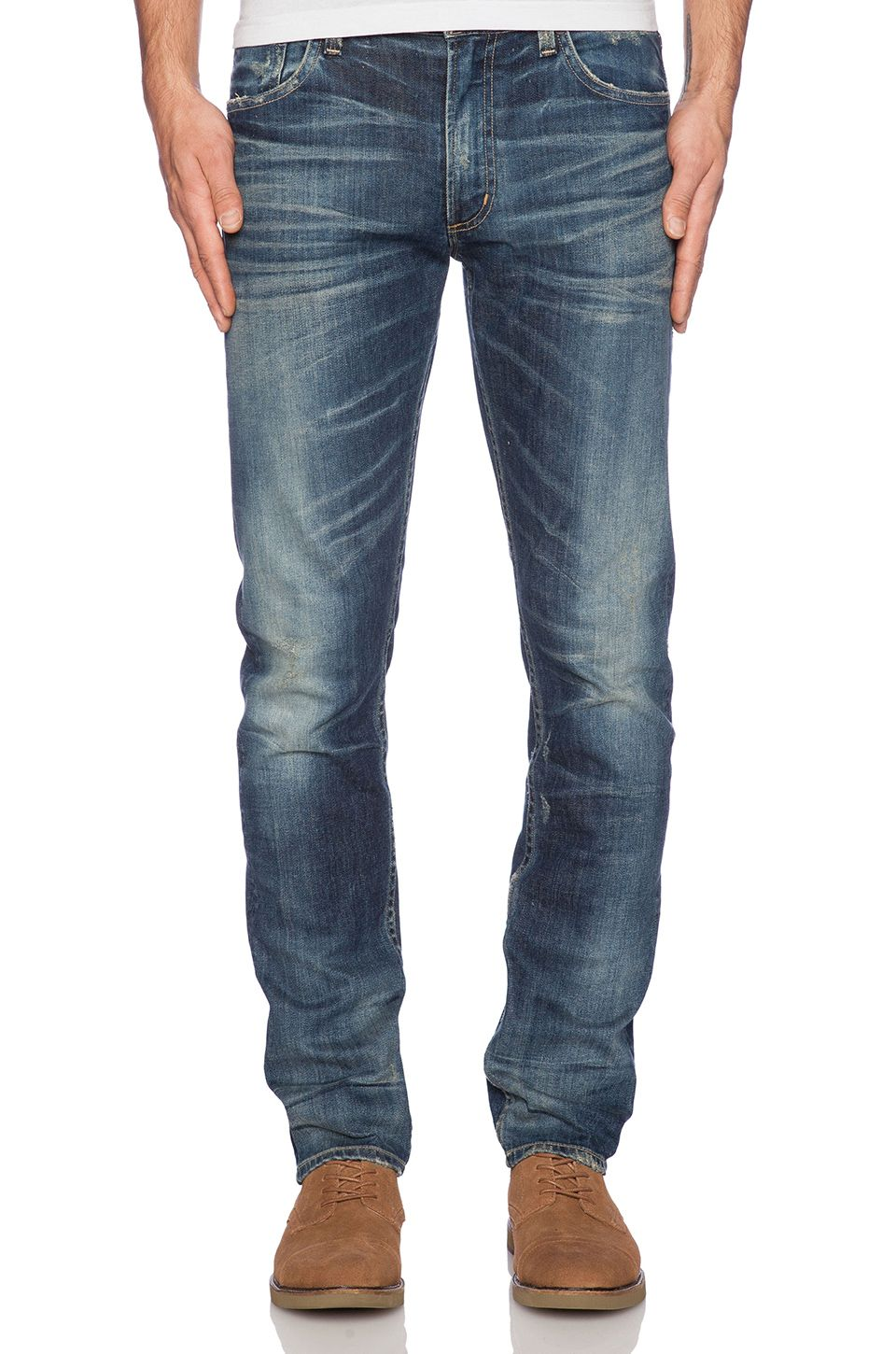 Jeans Bowery blue Citizens Of Humanity 2L0lGYpX