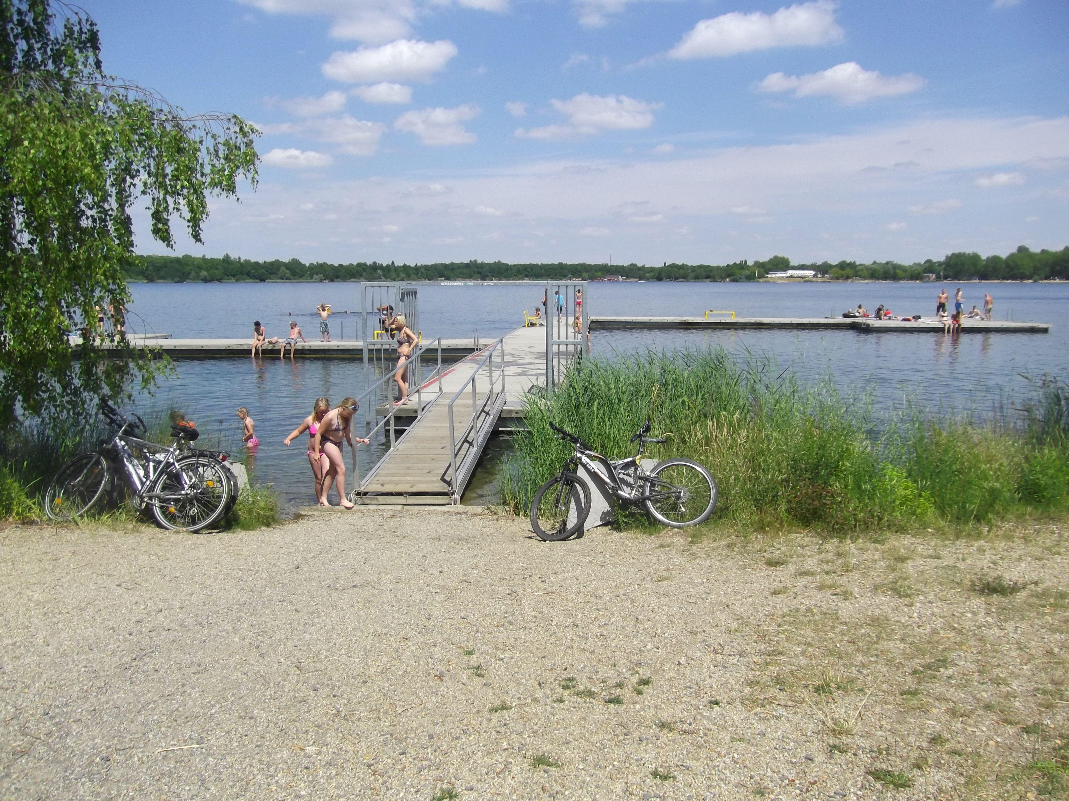 Kulkwitzer See (Strandbad)