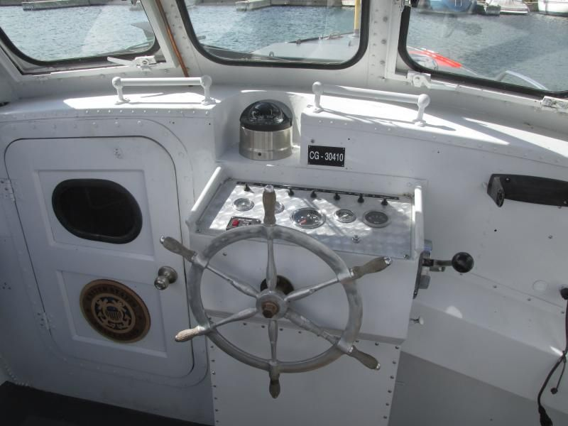 1955 Custom 30ft Patrol/Utility Boat Yacht for Sale | Puddle