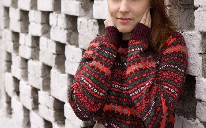 71fcf297c7f5 Cool Vintage Mystery Unisex Pattern Sweaters