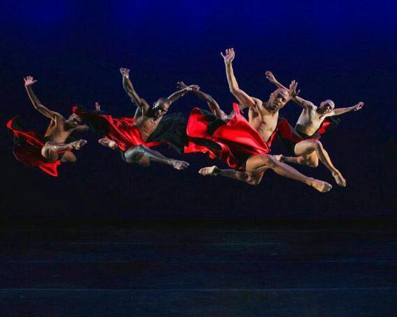 Watch Alvin Ailey Dance Performance Kennedy Center Alvin Ailey Grand Ballet Gospel