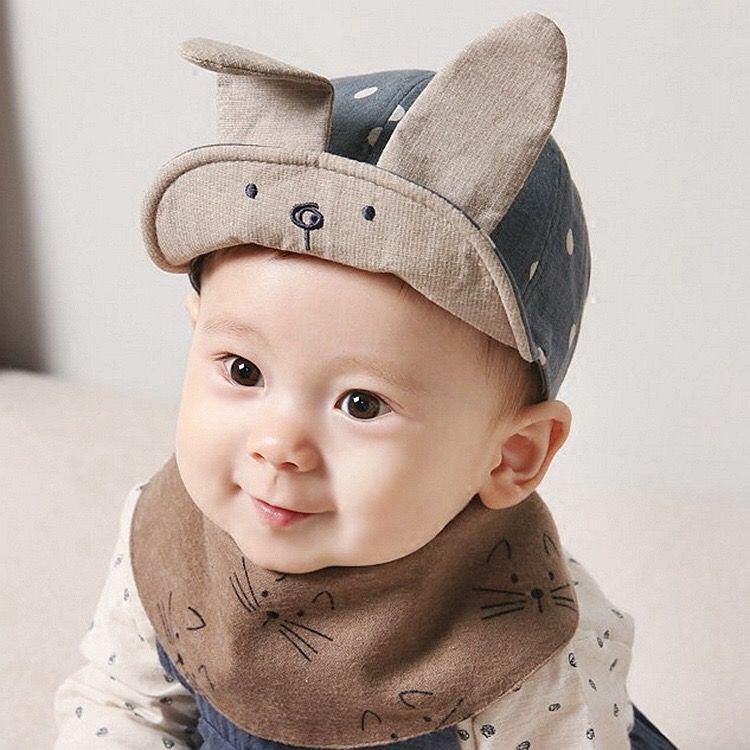 Toddler Kids Infant Sun Cotton Cap Summer Cute Baby Girls Boys Sun Beach Hat baby Peaked cap