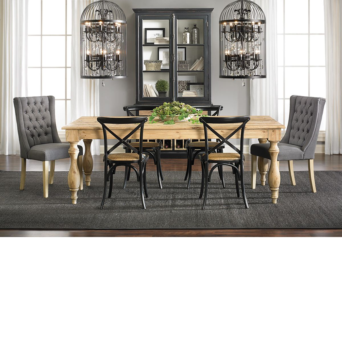 Null Rooms To Go Furniture Dining Table Dining Room Furniture