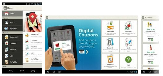 New Fred Meyer Mobile App for Tablets and Smartphones