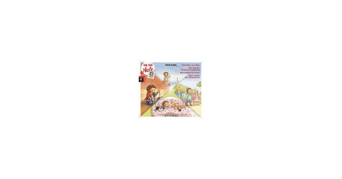 Ich bin Nele – Band 5-8, 1 Audio-CD