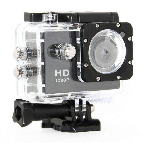 Full HD 1080P 12MP Car Cam Sports Waterproof