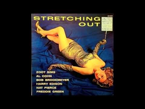 Zoot Sims -  Bob Brookmeyer Octet. Stretching Out.