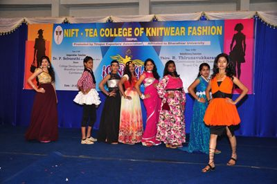 Pin By Nift Tea College Of Knitwear F On Nift Tea Event Gallery Fashion Designing Colleges Knitwear Fashion Event