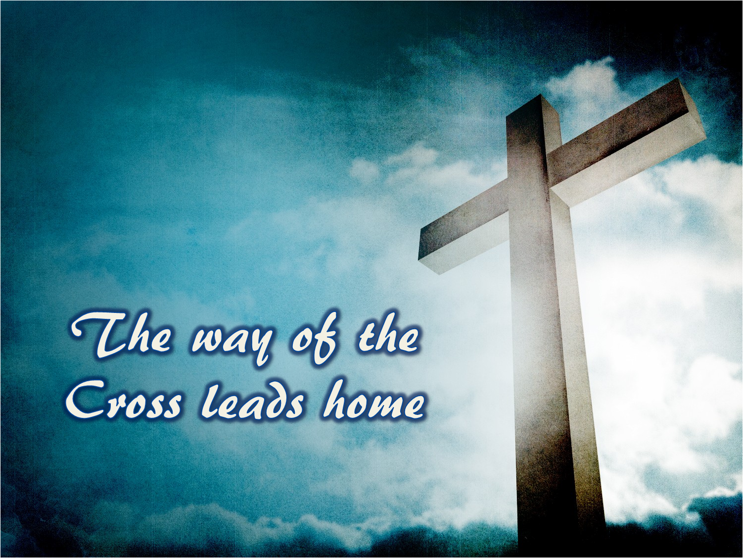 ♫ ♪ The way of the cross leads home, ♪ ♫ The way of the cross leads home, ♫ ♪ It is sweet to know as I onward go, ♪ ♫ The… | The cross of christ, 1 corinthians, God