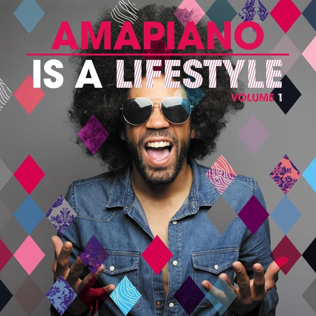 Va Amapiano Is A Lifestyle Vol 1 Entertainment Music Deep House Music House Music