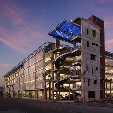 Garage Aesthetics 빌딩 건물 건축