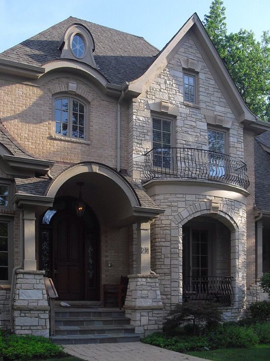Small Brick Cottage Curb Appeal