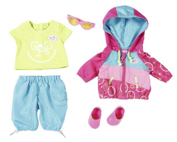 BABY born® - Play & Fun Fahrrad Outfit