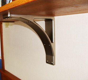 Metal Island Bracket Google Search Steel Shelf Brackets