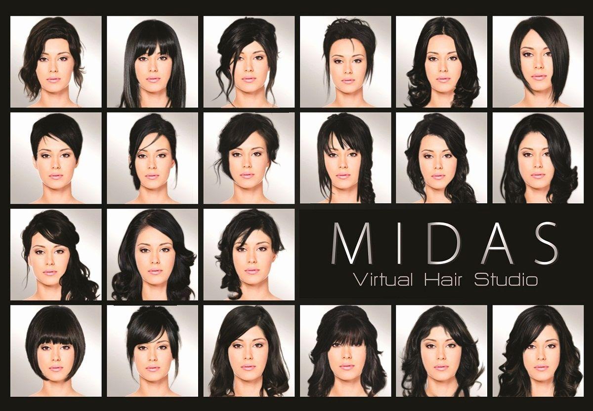 Bangs Hair Simulator Virtual Hairstyles Virtual Hair Color Hair Makeover
