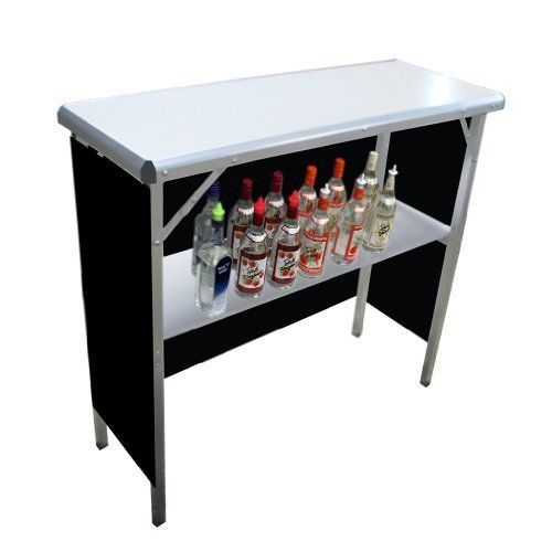Portable bar furniture set pub table party outdoor folding stand 3 portable bar furniture set pub table party outdoor folding stand 3 front skirts watchthetrailerfo