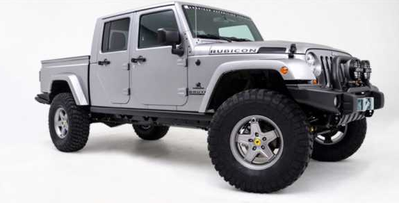 2018 Jeep Scrambler Rumors Release Date Redesign Specs Manufacturer Does Not Stop To Surprise With New Car Models Such A Design Will Be Known As