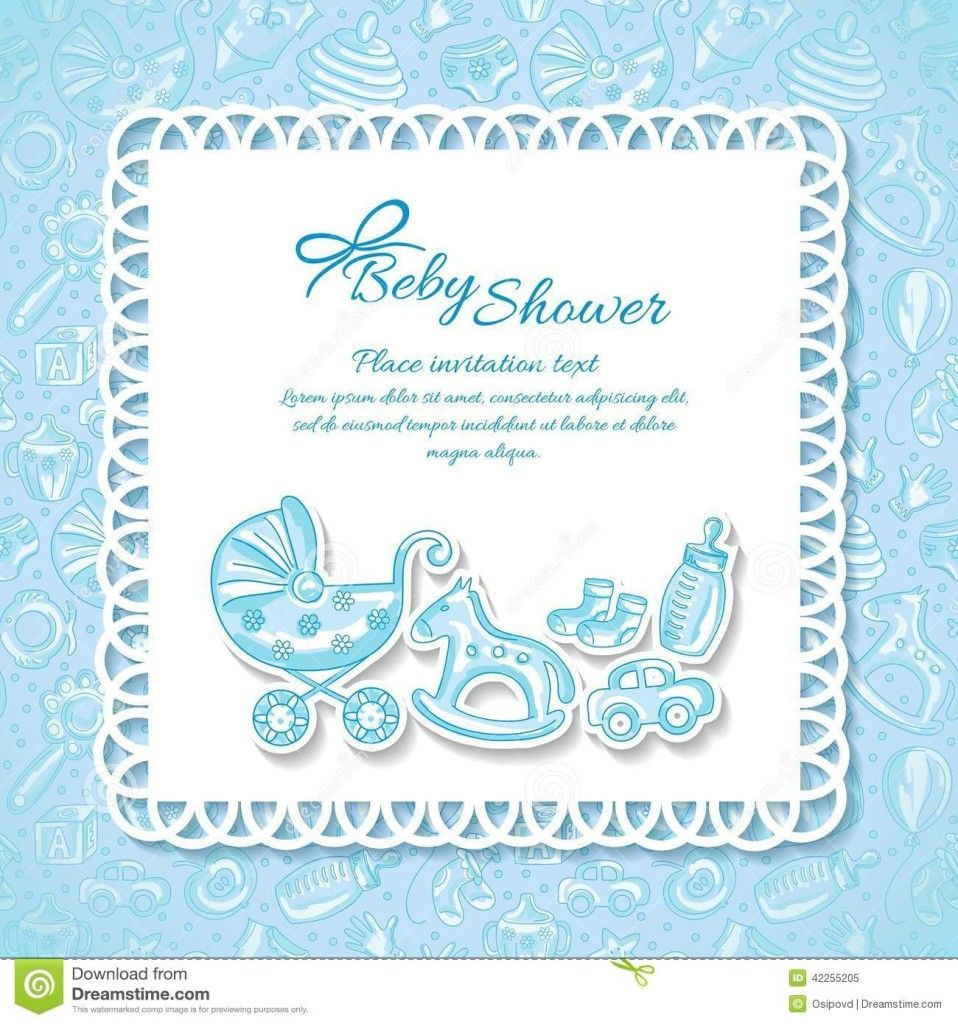 Baby Showers Cards ~ Baby shower greetings wishes lovely