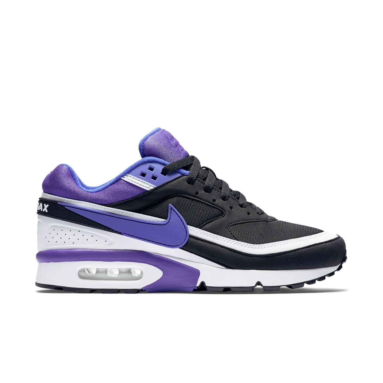 nike air max classic purple schwarz