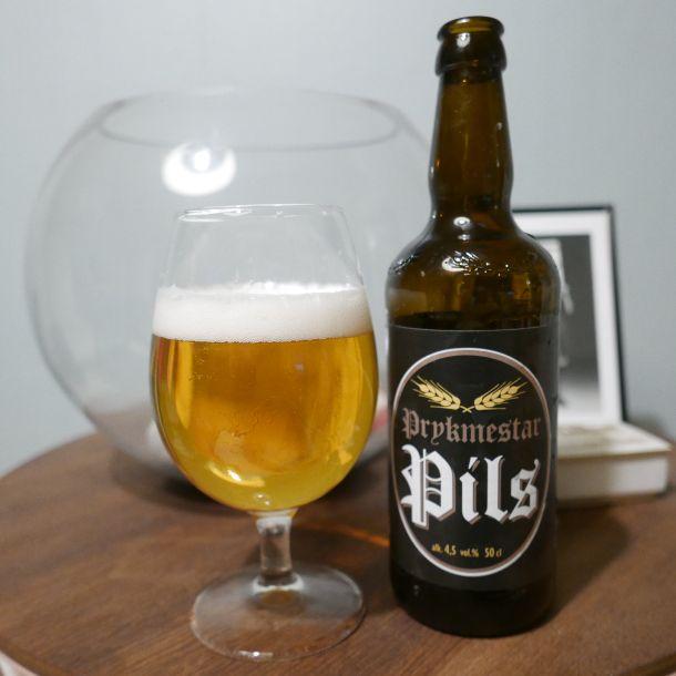 Vakka-Suomen Panimo Prykmestar Pils 4,5% pullo