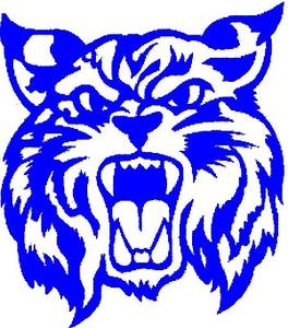 Wildcat Logo Blue Clip Art Cute Pinterest Clip Art