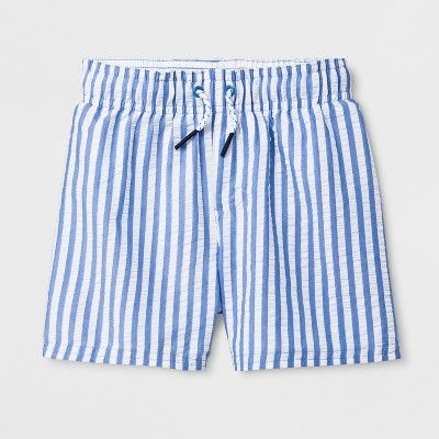 df3105dc3d Find product information, ratings and reviews for Toddler Boys' Swim Trunks  - Cat & Jack™ Blue online on Target.com.