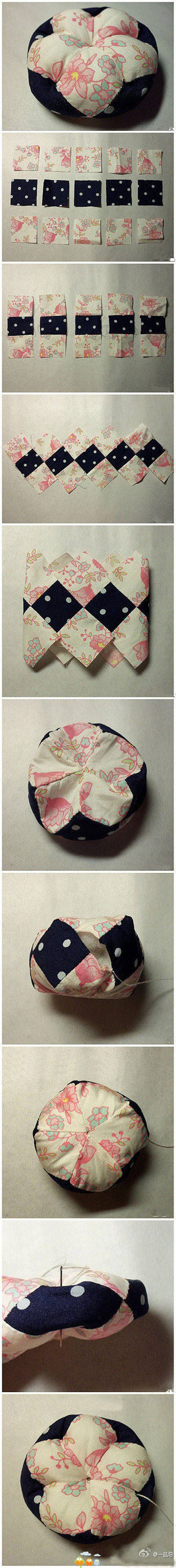 Pin cushion from Repiny Most inspiring pictures and photos