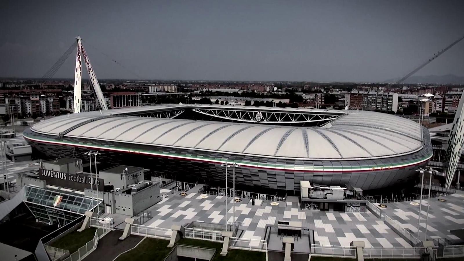 TORINO - JUVENTUS STADION   Stadion, Fussball